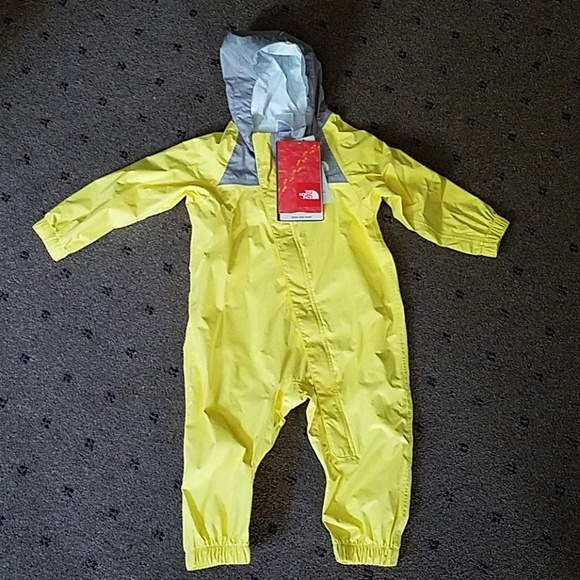 The North Face Other - Infant resolve rain gear